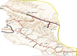 Bavanat_Road